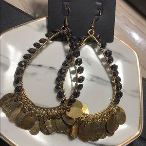 Beaded earrings NWT